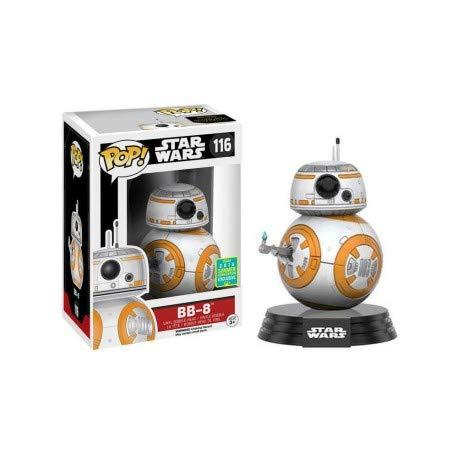 Funko 9625 - Star Wars Episode VII, Pop Vinyl Figure 116 BB-8 Droid Thumbs Up Edition