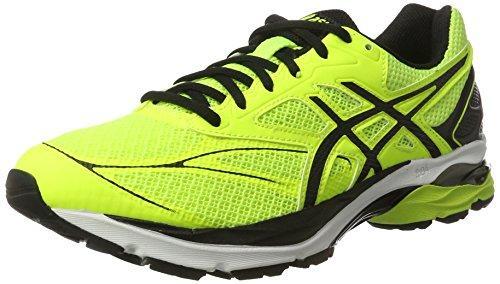 17aedbc06831f Asics Gel-Pulse 8 Zapatillas de Running Hombre Amarillo