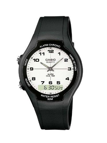 Reloj Casio Collection Unisex AW-90H-7BVEF