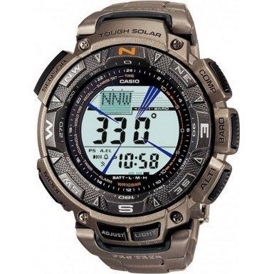 6b2674836eaf ▷ ¡OFERTA! Reloj Casio Pro Trek para Hombre PRG-240T-7ER