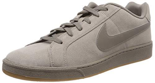 Nike Court Royale Suede, Zapatillas para Hombre, Gris Taupe-Gum Light Brown 202, 44 EU