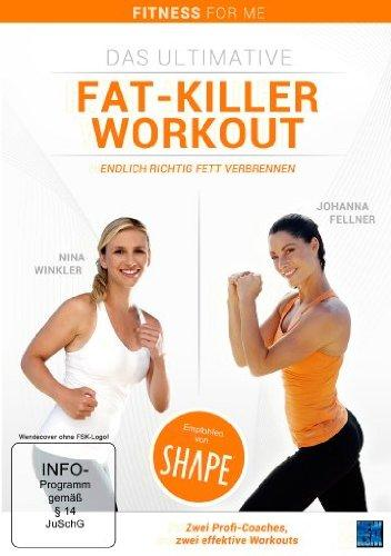 Das ultimative Fat-Killer Workout - Endlich richtig Fett verbrennen [Alemania] [DVD]