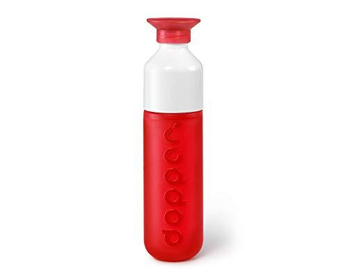 Dopper Original - Reusable Water Bottle, Colour: Simply Red