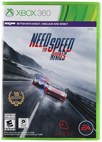 Electronic Arts Need For Speed - Juego (Xbox 360, Xbox 360, Racing, Black Box)
