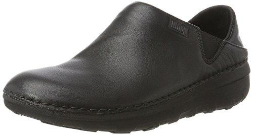 Fitflop Superloafer (Leather), Zuecos para mujer