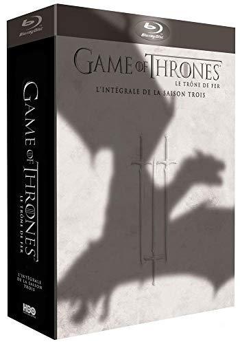 Game of Thrones (Le Trône de Fer) - Saison 3 [Francia] [Blu-ray]