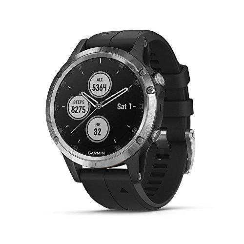 ▷ ¡CHOLLO! Garmin Fenix 5 Plus - Reloj GPS multideporte  010560c188190