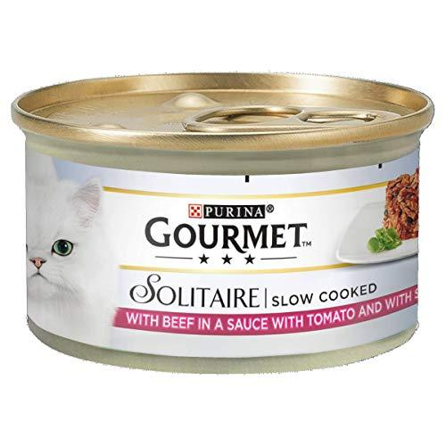 Gourmet Solitaire 85g (12 unidades)