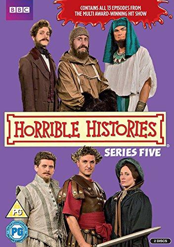 Horrible Histories Series Reino