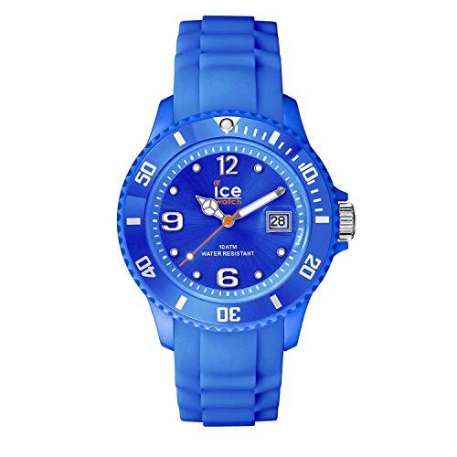 Ice-Watch - ICE forever Blue - Reloj blu para Hombre con Correa de silicona - 000135 (Medium)
