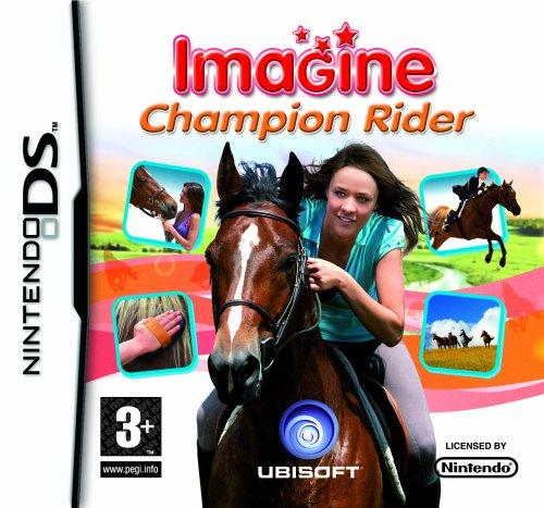 Imagine: Champion Rider (Nintendo DS) [Importación inglesa]