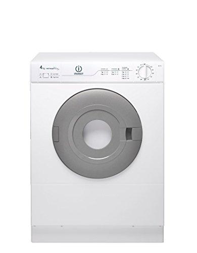 Indesit IS 41 V (EX) - Secadora (Independiente, Frente, Color blanco, 4 kg, 94 min, 66 Db)