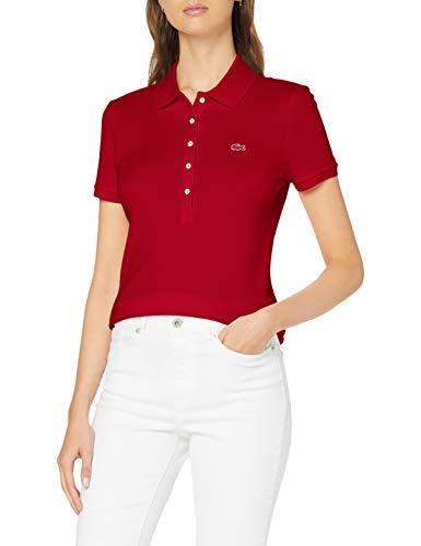 Lacoste Pf7845 Polo Mujer,