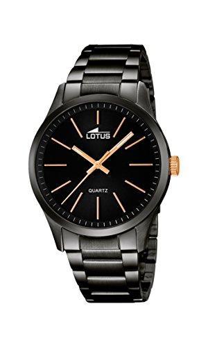 60a966e60606 ▷ ¡CHOLLO! Lotus Reloj Analógico para Hombre de Cuarzo