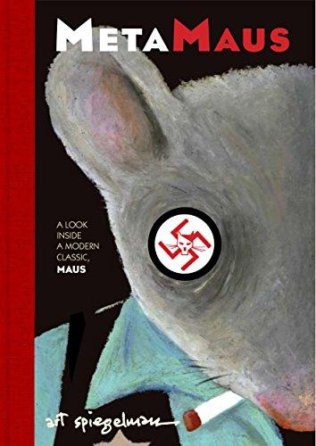 MetaMAUS: A Look Inside a Modern Classic, MAUS (Pantheon Graphic Novels)