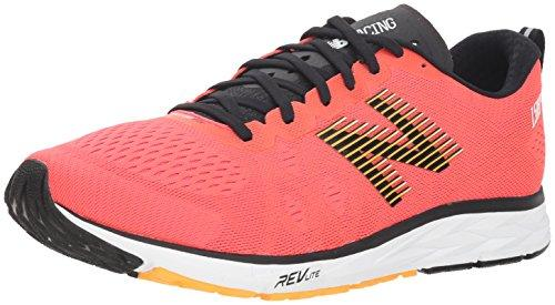 New Balance 1500v4 Supportive Racing, Zapatillas de Running para Hombre, Rojo (Bright Cherry/Black Rb4), 42.5 EU