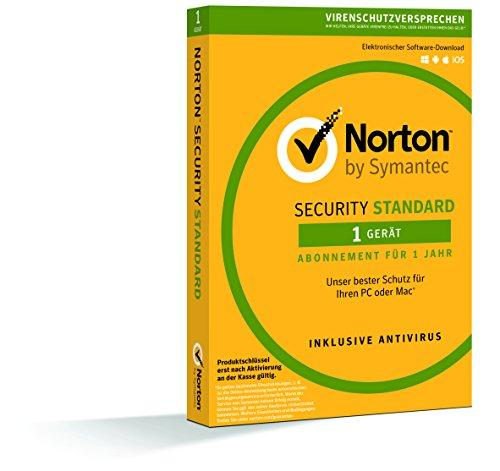 SYMANTEC Norton Security Standard (1 dispositivo - PC und Mac)