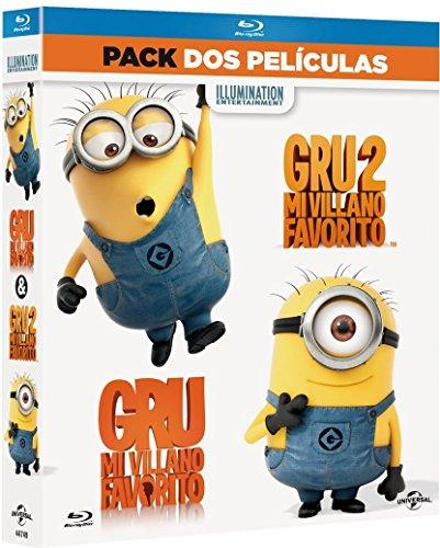 Pack Gru Villano Favorito