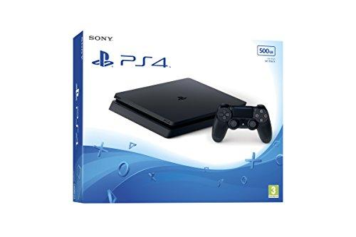 PlayStation 4 Slim (PS4) - Consola de 500 GB (2016)