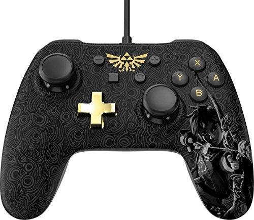 Power A - Nintendo Switch Core Plus Wired Controller Zelda (Nintendo Switch)