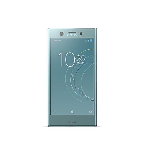 "Sony XZ1 Compact - Smartphone de 4.6"" (Bluetooth, Octa Core, 4 GB de RAM, Memoria de 32 GB, cámara de 19 MP, Android), Azul [Exclusivo Amazon]"