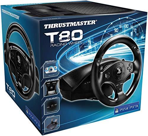 Thrustmaster T80 RS PS4/PS3 Officially Licensed Racing Wheel