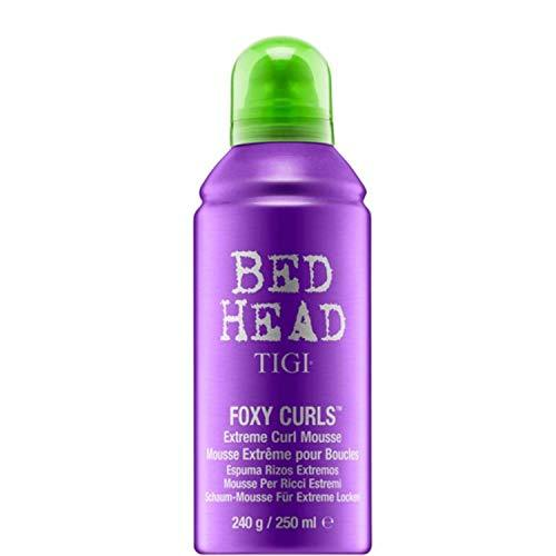 TIGI Bed Head Foxy Curls Extreme Curl Mousse 250 Ml 250 ml
