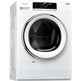 Whirlpool HSCX 80424 Independiente Carga frontal A++ Blanco secadora (Carga frontal, Independiente, Blanco, Giratorio, Acero inoxidable, 8 kg)