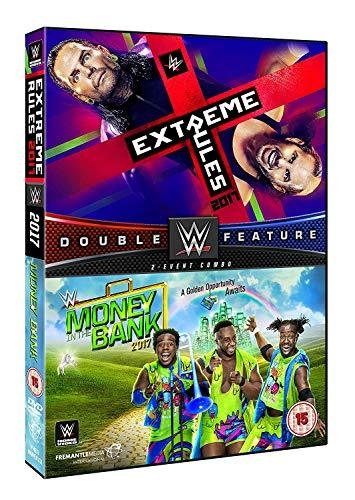 WWE: Extreme Rules 2017 + Money In The Bank 2017 [DVD] [Reino Unido]