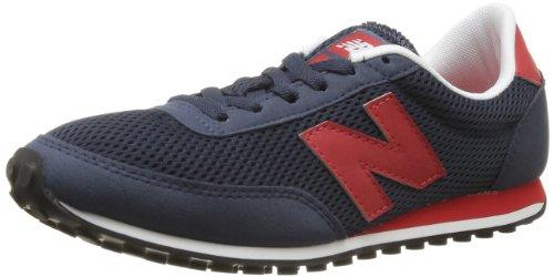 Zapatillas New Balance - Classics Traditionnels, Azul (Bleu (Navy/Red (415))), 42.5