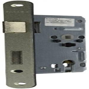 ABUS 207990 TK10, derecha color dorado Cerradura empotrable para puertas interiores