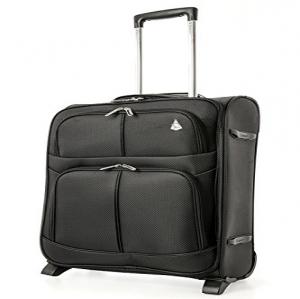 Aerolite Bolsa de Mano para Ryanair y Vueling 35x20x20 Tamaño Máximo Maletas de Cabina 14L (2 x Vino)