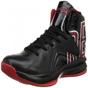 Nike Team Hustle D 8 (GS), Zapatos de Baloncesto para Niños, Negro (Black/Metallic Silver/White 001), 36 EU