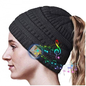 Gorro Bluetooth, Gorro Bluetooth Inalámbrico, Gor...