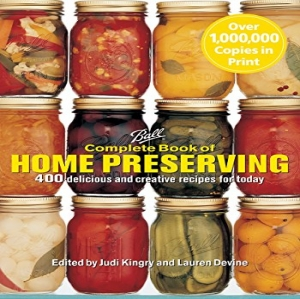 Complete Book Home Preserving...