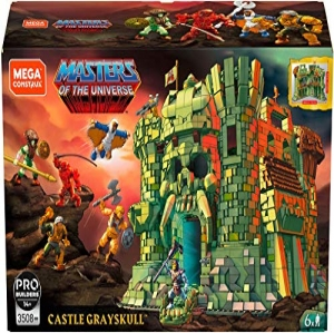 Mega Construx Masters of the Universe Castillo Gra...