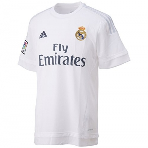 27b62b770c 1ª Equipación Real Madrid CF 2015/2016 - Camiseta oficial adidas, talla XXL