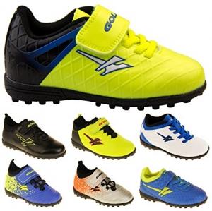 Footwear Studio - Botas de fútbol para niño negro negro 725da370edc0d