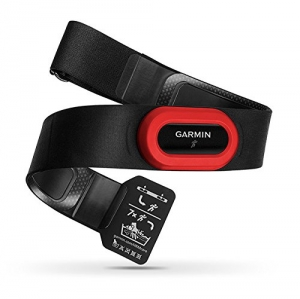 Garmin HRM Run Pecho Bluetooth Negro, Rojo monitor...