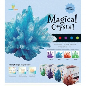 Grow your Own Magic Crystal - Red