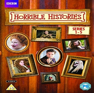 Horrible Histories - Series 1-5 Box Set [Reino Uni...