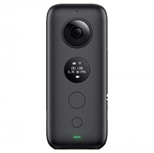 Insta360 ONE X - Videocámara 360° con Resolució...