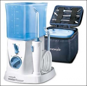 Irrigador Dental WATERPIK TRAVELER WP300 Nuevo Mod...