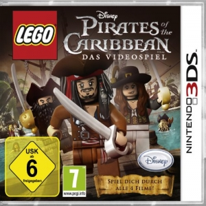 Lego Pirates Of The Caribbean [Importación Aleman...