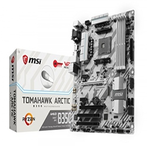 MSI B350 Tomahawk Arctic Arsenal - Placa Base (AMD...