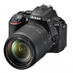 Nikon D5500 - Cámara digital Reflex de 24.2 MP + ...