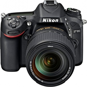 Nikon D7100 - Cámara réflex digital de 24.1 Mp (...