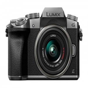 Panasonic Lumix DMC-G7 + G Vario - Cámara Digital...