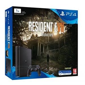 PlayStation 4 Slim (PS4) 1TB - Consola + Resident ...