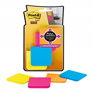 Post-it Super Sticky Full Adhesive Notes - Taco de...